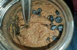 Chocolate peanutbutter chia pudding