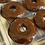 Atkins Chocolate Cake Donuts
