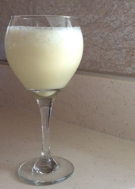 Coco-n-Pineapple Dia Smoothie (breakfast 9)