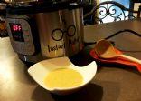 Coconut Cream of Cauliflower Soup