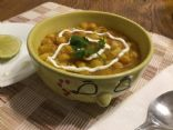 Coconut Curry Ginger Squash Soup