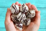 Coconut Macaroon Fat Bombs