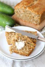 Coconut Zucchini Bread