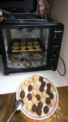 Coconut flour cookies basic