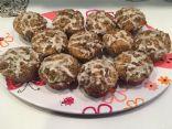 Coffee-Coffee Cake Muffins