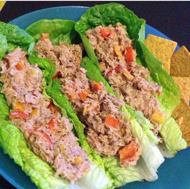 Confetti Tuna Salad
