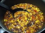 Corn & Black Bean Chili