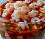 Corpus Christi Seafood Salad