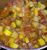 Country-style Ratatouille