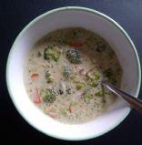 Creamy Broccoli Carrot Soup