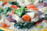 Creamy Chicken & Vegetable  Casserole