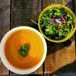Creamy Parsnip And Carrot Soup