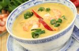 Creamy Shrimp Curry
