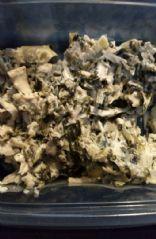 Creamy Spinach and Artichoke Chicken