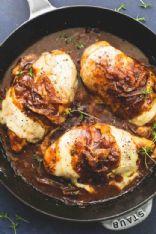 Creme de la Crumb French Onion Chicken (modified)