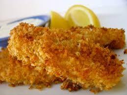 Crispy Baked Cod