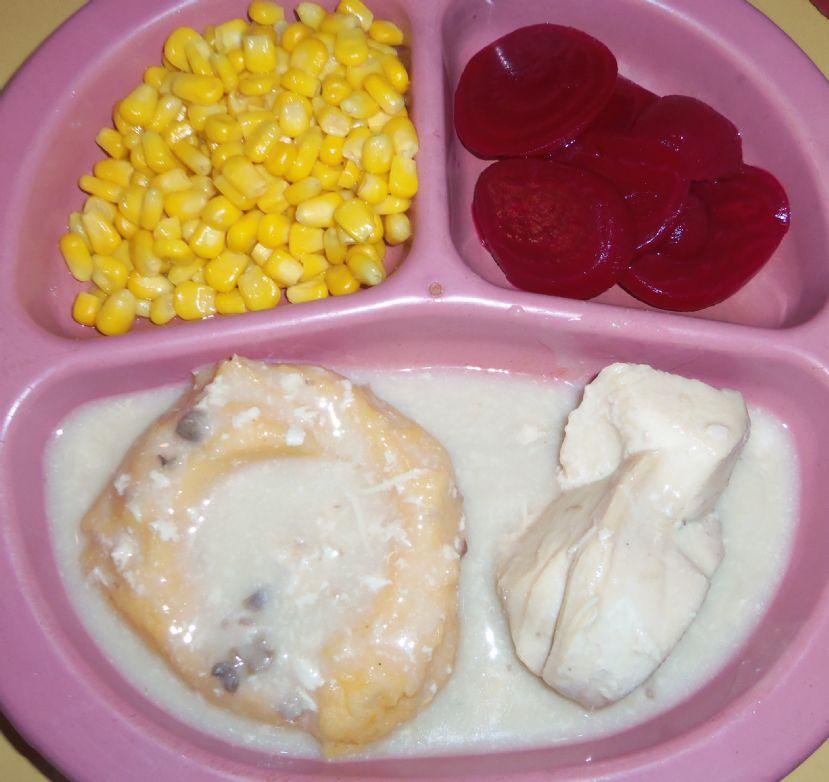 Crockpot Chicken n Gravy