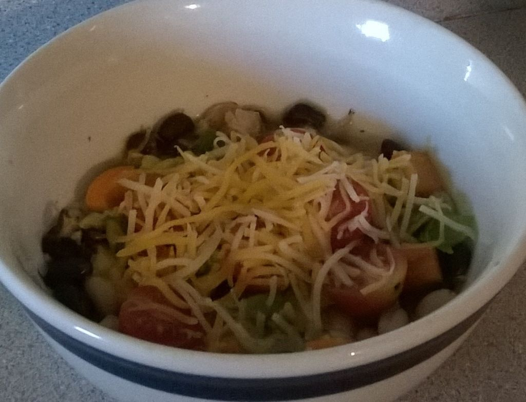 Crockpot Southwest Chicken Chili