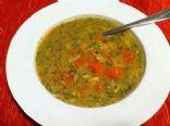 Curried Chicken & Vegetable Stew - Keto Friendly