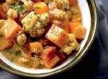 Curry with Cauliflower & Butternut Squash Stir Fry Recipe