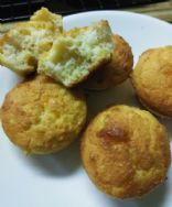 Cyndi's Fab Faux Cornbread Keto Muffins