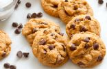 Decadent Peanut Butter Chocolate Chip Cookies with Flax