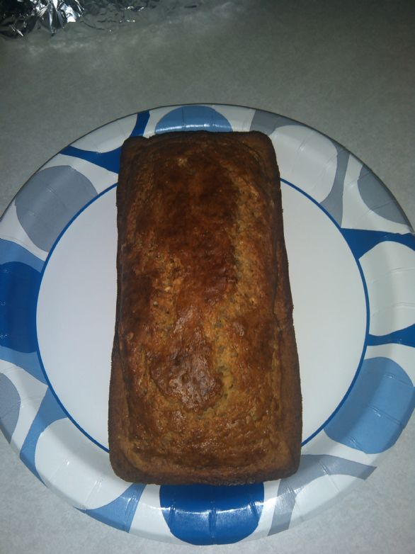 Delcious Banana Nut Bread