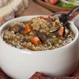 Deli-Style Beef Barley Soup