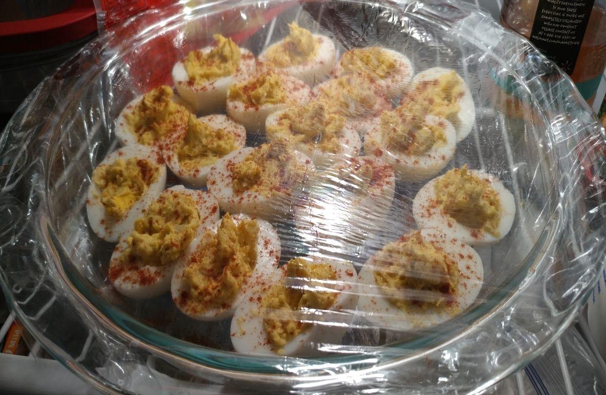 Deviled Eggs (Keto)