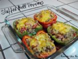 Dirty Stuffed Bell Peppers