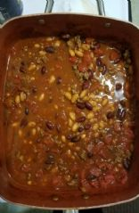 Donnas Chili Beans