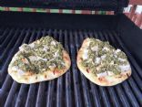 Dutch's Grilled Chicken Pesto Pizza