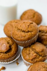 Easiest Pumpkin Spice Muffin