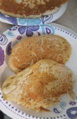 Easy Banana Oatmeal Pancakes