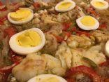 Easy Bueno Cod Fish Dish