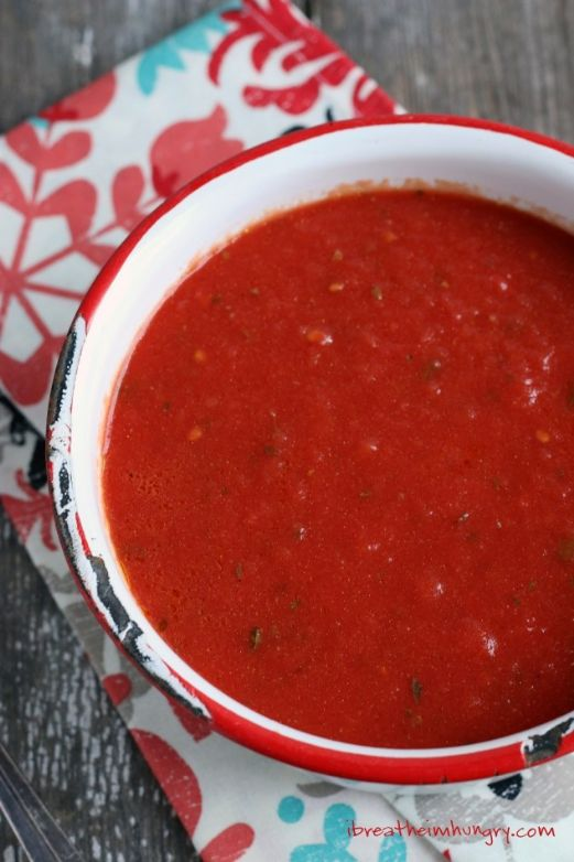 Easy Keto Marinara Sauce