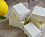 Easy Lemon Cheesecake Fat Bombs