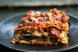 Easy Spinach Lasagne