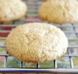 Easy keto almond cookies