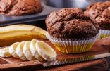 Egg-Free Chocolate Banana Muffins or Bread