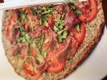 Egg Plant Pizza Crust