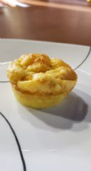Egg and Canadian Bacon muffins
