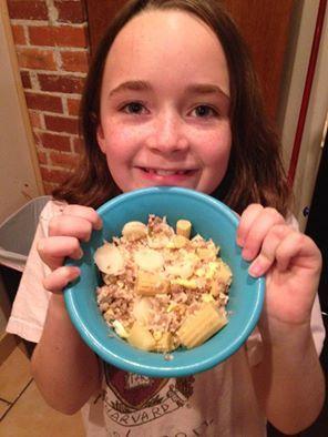 Emma's Asian Goulash