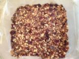 Energy Snack Bar Recipe