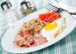 Easy Breakfasts-English Breakfast (336 cal)