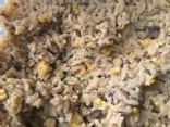 Eva's Instant Pot Mushroom Risotto