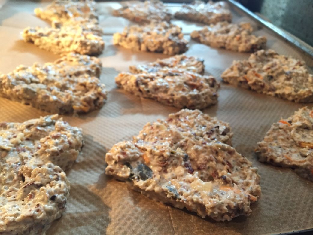 FLUFFY SUGAR FREE OAT CAKES