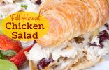 Fall Harvest Curry Chicken Salad