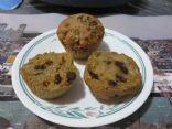 Flossie's Crunchy Bran Muffins
