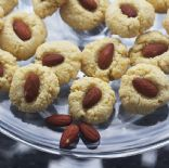 Flourless Almond sookies from spain